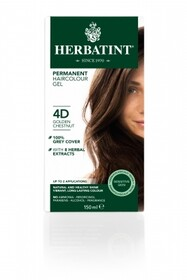 Herbatint Hair Colour | 4D  Golden Chestnut
