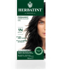 Herbatint Hair Colour | 1N Black