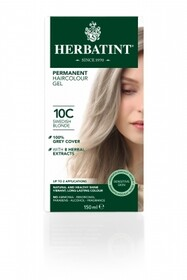 Herbatint Hair Colour | 10C Swedish Blonde