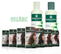 Organic Hair Care and Colour Combo