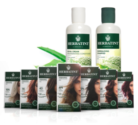 Herbatint Hair Care and Colour Combo