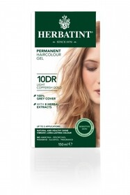 Herbatint Hair Colour | 10DR Light Copperish Gold