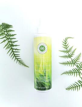 Herbal Mint - Alcohol Free Hairspray