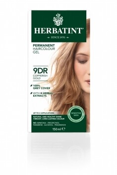 Herbatint Hair Colour | 9DR Copperish Gold